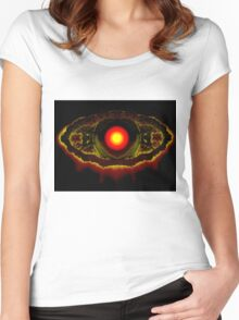 Eye of The Beholder Women's Fitted Scoop T-Shirt