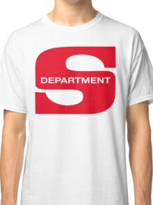 Department S Classic T-Shirt
