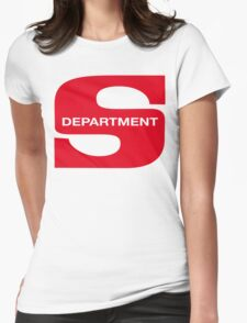 Department S Womens Fitted T-Shirt