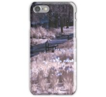 Infrared Park iPhone Case/Skin