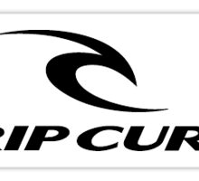 Ripcurl Logo Sticker