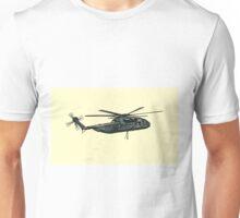 CH-53 artwork Unisex T-Shirt