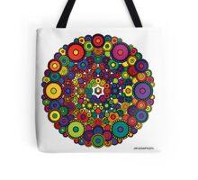 Mandala 39 - The Candy Edition Tote Bag