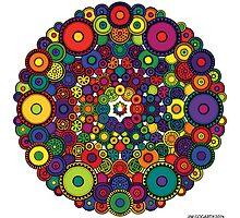 Mandala 39 - The Candy Edition by mandala-jim
