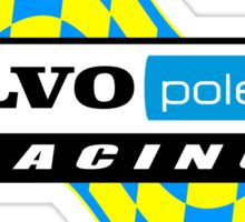 Volvo Polestar Racing Graphic BLK Sticker