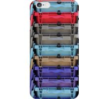 Hold it! Color Crates iPhone Case/Skin