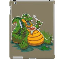 Stuffed Gator iPad Case/Skin