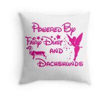 Love Dachshunds.! Throw Pillow