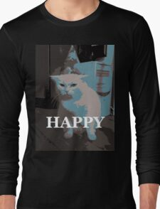 happy birthday MUDAFUCKA!² Long Sleeve T-Shirt