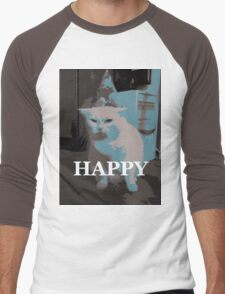 happy birthday MUDAFUCKA!² Men's Baseball ¾ T-Shirt