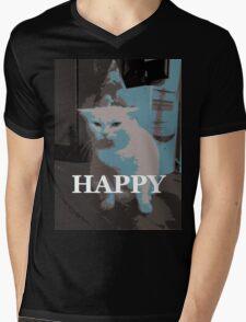 happy birthday MUDAFUCKA!² Mens V-Neck T-Shirt