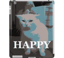 happy birthday MUDAFUCKA!² iPad Case/Skin