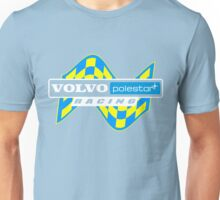 Volvo Polestar Racing Graphic WHT2 Unisex T-Shirt
