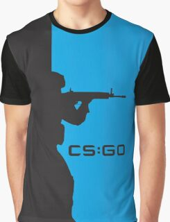 Counter strike silhouette Graphic T-Shirt