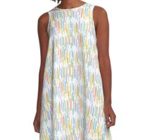 Lines A-Line Dress