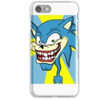 Creepy Sonic iPhone Case/Skin