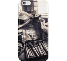 Brushes iPhone Case/Skin