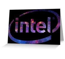 Intel Greeting Card