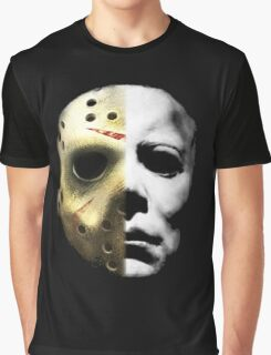 Jason Meets Myers  Graphic T-Shirt