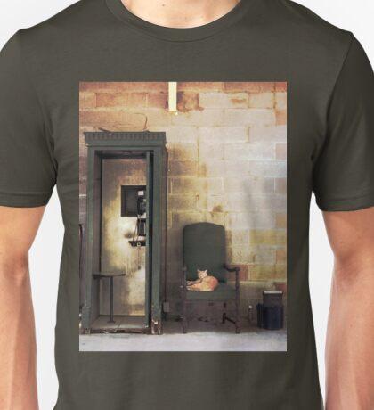 Call Waiting Unisex T-Shirt