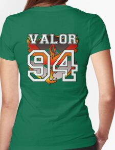 """Personal Valor """"Jersey"""" Womens Fitted T-Shirt"""