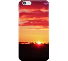 Coonawarra Country Sunset, SA iPhone Case/Skin