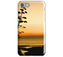 Century Plant Weed, Christies Beach iPhone Case/Skin