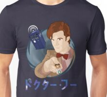 Anime Doctor Who Unisex T-Shirt