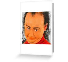 Spaghett Greeting Card