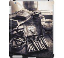Brushes iPad Case/Skin