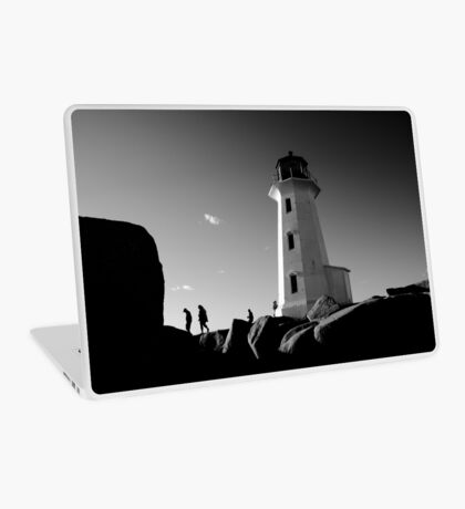 Peggy's Cove Laptop Skin