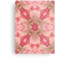 Decorative Textiles -Love is a parasite- X Metal Print