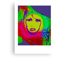 Rainbow Kate Canvas Print
