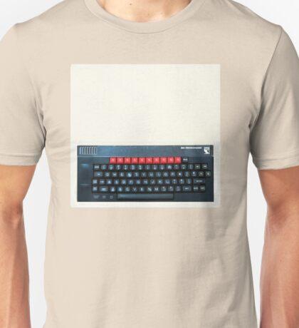 BBC Micro top-down Unisex T-Shirt