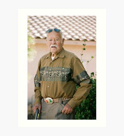 Last Son of Pancho Villa Art Print