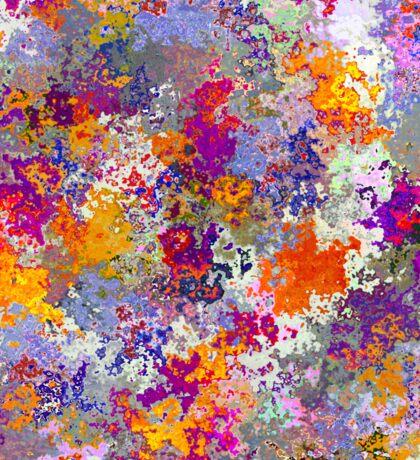 """""""Splattering"""" © Brad Michael Moore Sticker"""