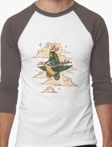 Away we fly... Men's Baseball ¾ T-Shirt