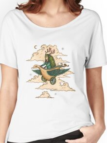 Away we fly... Women's Relaxed Fit T-Shirt