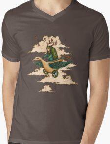 Away we fly... Mens V-Neck T-Shirt
