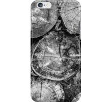 Logs iPhone Case/Skin