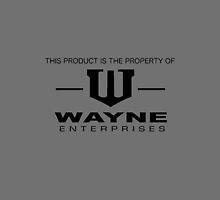 Property Of Wayne Enterprises by shirtaddict