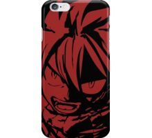 Natsu Fairy Tail - The son of fire dragon iPhone Case/Skin