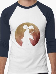 Kenshin into the Dark Men's Baseball ¾ T-Shirt
