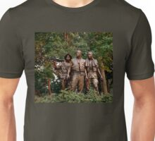 The Three Servicemen - Vietnam Memorial Unisex T-Shirt