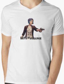 Fury life is strange art T-shirts Mens V-Neck T-Shirt