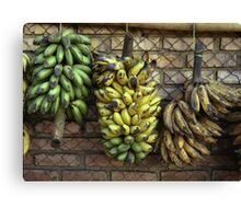 Colombian Platanos Canvas Print