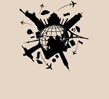 Arround the World No.1 (black) Unisex T-Shirt