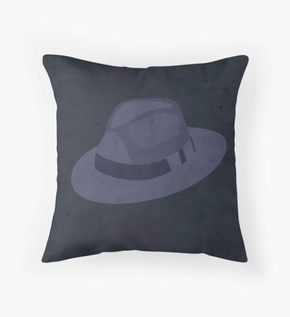 Out of Sight Throw Pillow