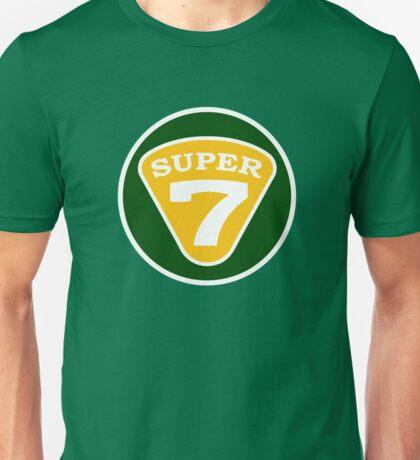 SUPER 7 Lotus Unisex T-Shirt