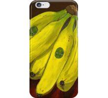 Spotlight on Bananas iPhone Case/Skin